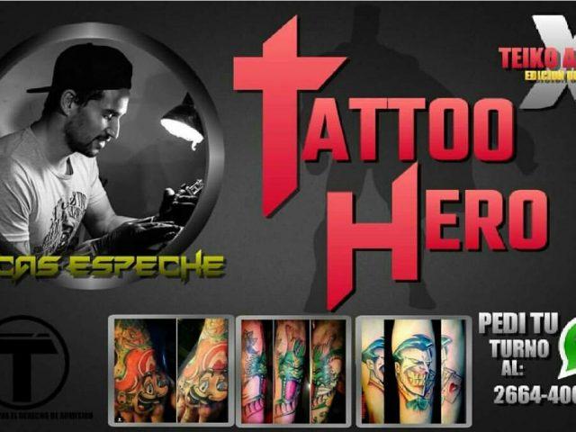 Tattoo Hero – Convierte tu piel en una obra de arte