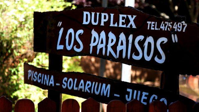 Cabañas y duplex Los Paraísos
