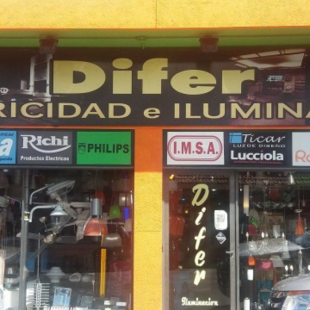 Electricidad e Iluminación Difer