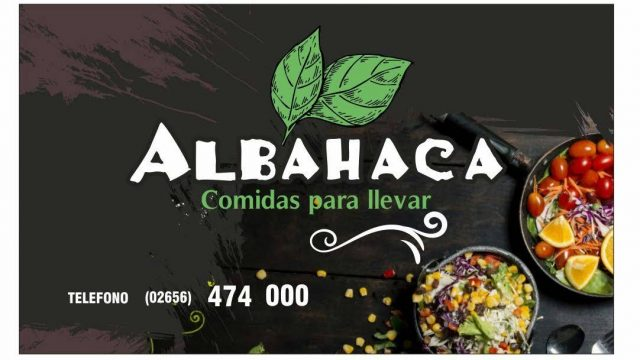 Comidas para llevar – Albahaca