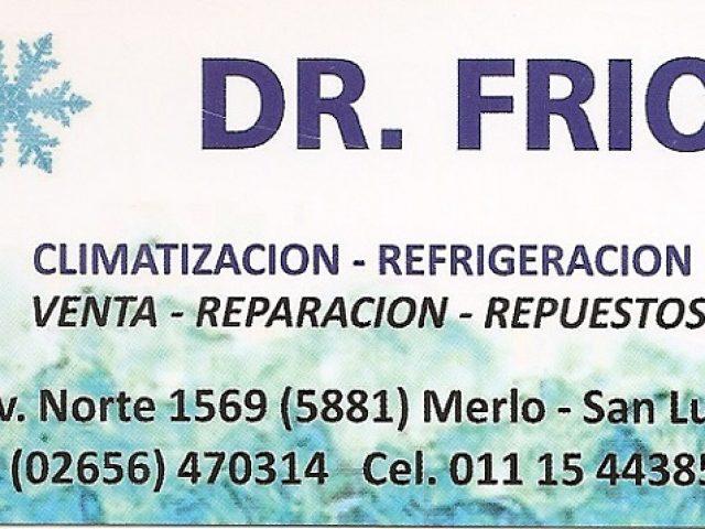 Dr. Frio – Climatización y refrigeración