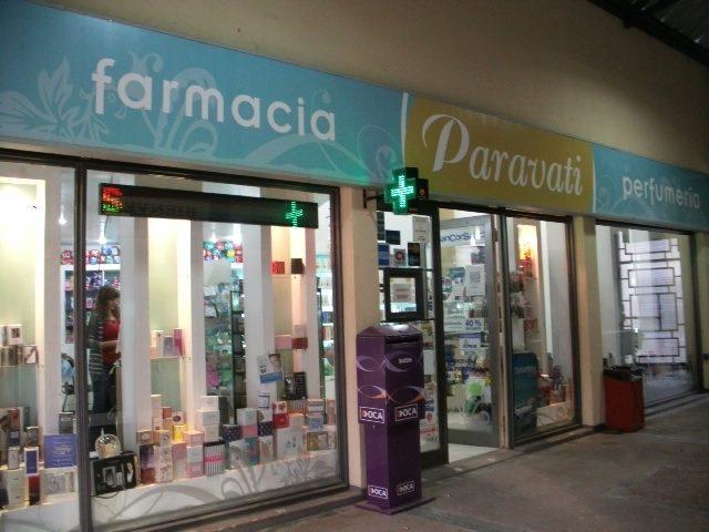 Farmacia y perfumería – Paravati