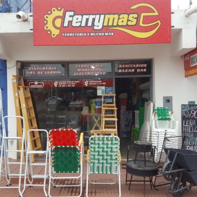 Ferretería Ferrymas – Merlo San Luis