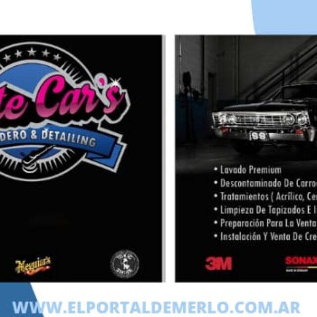 Lavadero Elite Car's Merlo San Luis