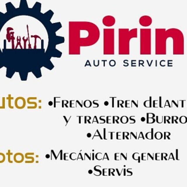 Pirin Mecánica de autos y motos – Merlo San Luis