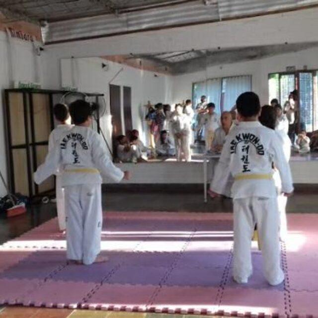 Taekwondo Apat Merlo San Luis